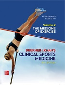 Clinical Sports Medicine fifth edition volume two cover
