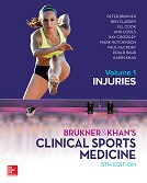Clinical Sports Medicine fifth edition volume one cover