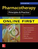 Pharmacotherapy Principles and Practice, 5e cover image