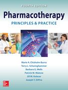 Pharmacotherapy Principles and Practice, 4e cover image