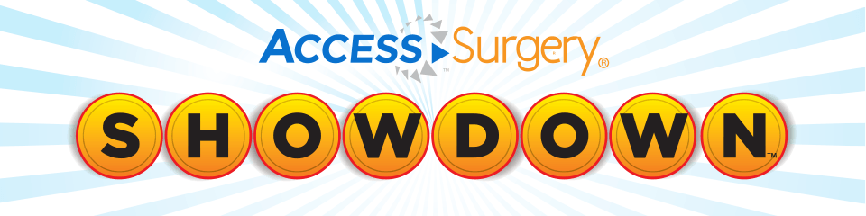 AccessSurgery Showdown logo