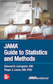 Cover for JAMA Guide To Statistics And Methods